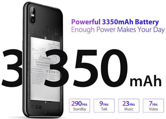 Xone Phone battery