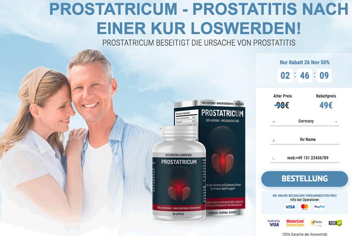 buy prostatricum