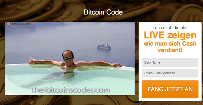 bitcoins codes