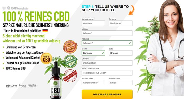 order Herbalist Full Spectrum CBD Öl