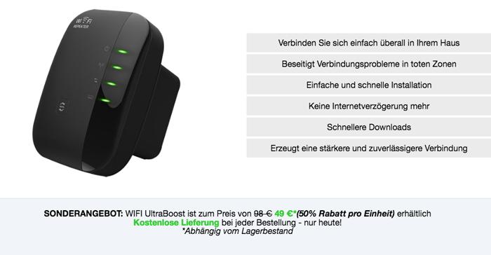 wifi ultraboost germany review