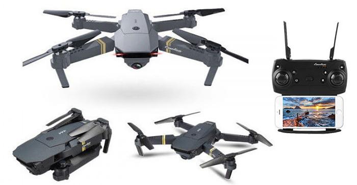 DroneX Pro Rezensieren