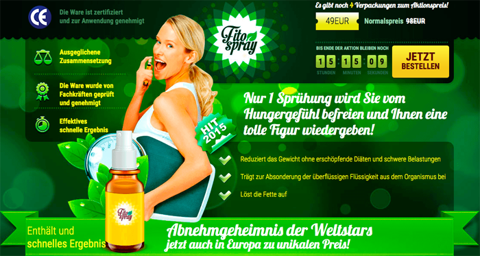 Fito Spray Rezensieren