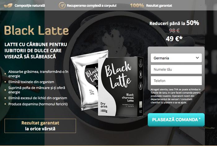 buy black latte